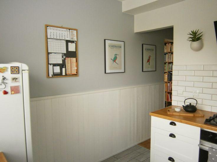 biała boazeria w kuchni  Szukaj w Google  boazeria  Pinterest  Search -> Drewniana Kuchnia Gourmet World