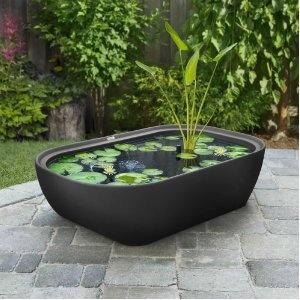 Patio Pond Ideas 43 best ponds & water gardens images on pinterest | patio pond