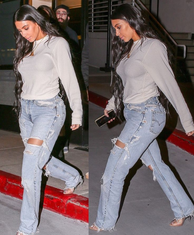 Kom leaving Bandera restaurant after dining with Kanye - March 1, 2017