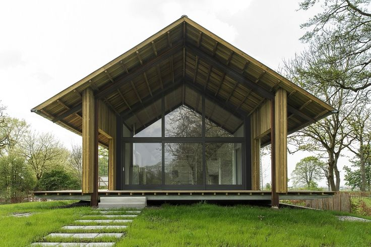 Foreco innovatief in hout (Projectreferentie) - Schuurwoning - architectenweb.nl