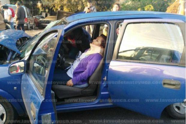 Muere maestra despues de aparatoso accidente - http://www.esnoticiaveracruz.com/muere-maestra-despues-de-aparatoso-accidente/