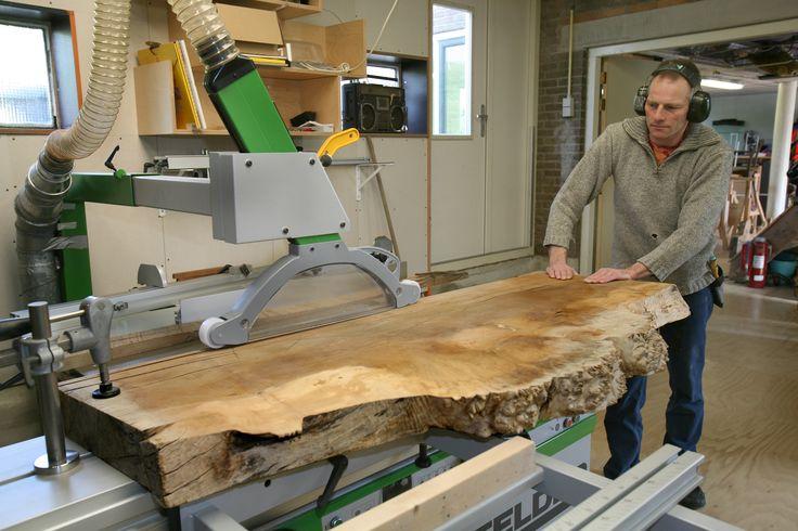 Ambachtelijk   Meubelmakerij Kruizinga - ambachtelijk meubelmaker in Amsterdam en omstreken