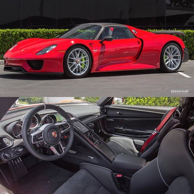 Porsche 918 Spyder full Weissach package w/ delivery miles  •World Leader In Hypercars Inventory• More at iLusso.com