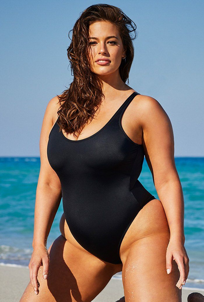 2df9e8e18b3 Buy Ashley Graham x Swimsuits For All Hotshot Swimsuit at  SwimSuitsForAll.com. Easy returns and exchanges. Check out our special  swimsuit sale of the day!