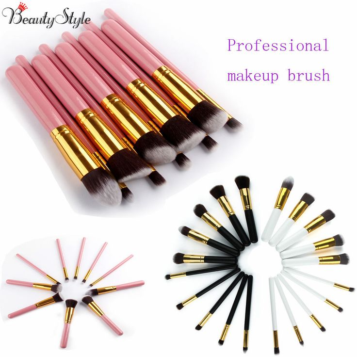 $4.59 (Buy here: https://alitems.com/g/1e8d114494ebda23ff8b16525dc3e8/?i=5&ulp=https%3A%2F%2Fwww.aliexpress.com%2Fitem%2F10pcs-Set-Make-Up-Styling-Tools-Professional-Cosmetics-Eyebrow-Shadow-Makeup-Brush-Lip-Blush-Kits-Cosmetics%2F32431124956.html ) 10pcs Set Make Up Styling Tools Professional Cosmetics Eyebrow Shadow Makeup Brush Lip Blush Kits Cosmetics Pink/White/Black for just $4.59
