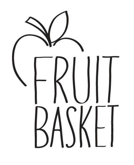 Fruit Basket logo by Swinburne student Sarah Longmuir. Faculty of Designcommunication design (honours) students created new logos for the 24 traders of Camberwell Fresh Food Market this year.