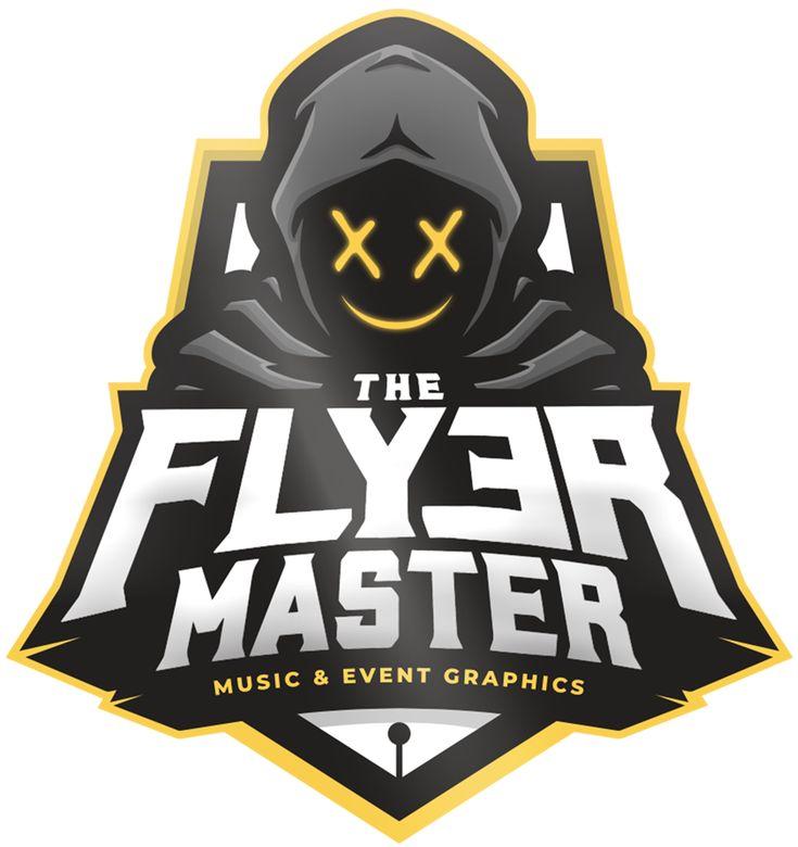 The Flyer Master (Esports style logo)