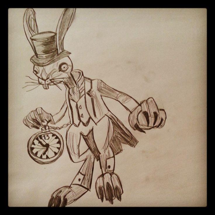 Alice Madness Returns , Rabbit