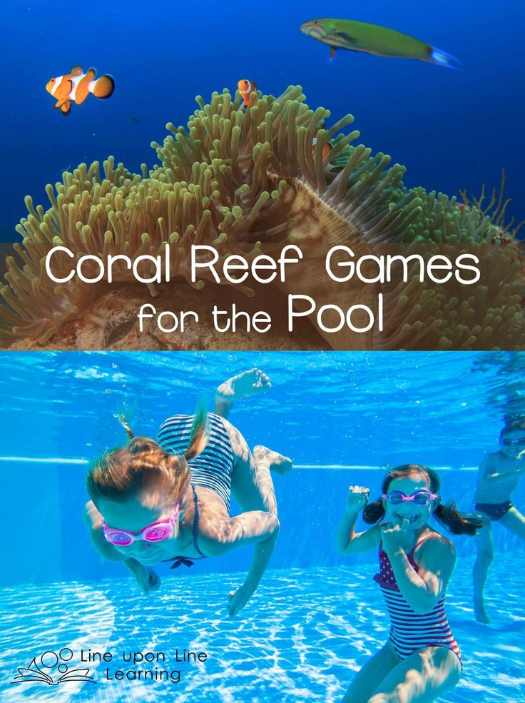 1000 images about line upon line learning blog on pinterest for Two player swimming pool games