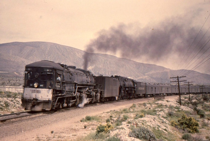 Image result for cab forward locomotives on tehachapi pass