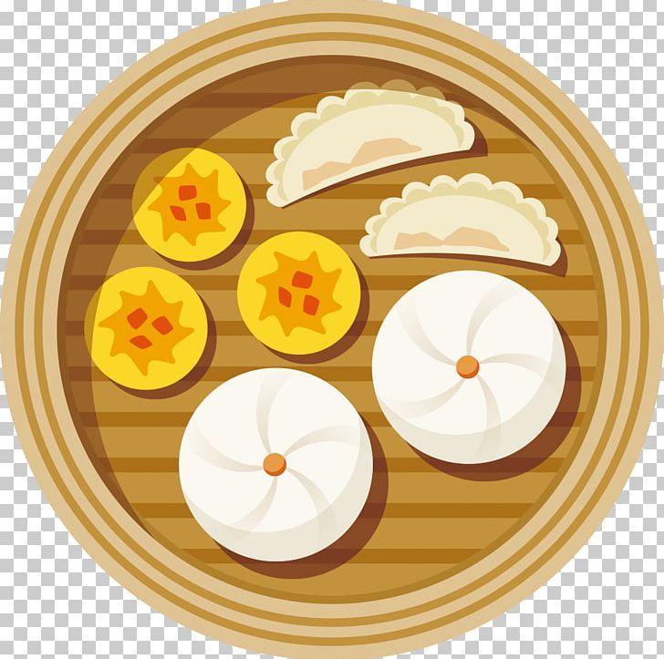 Dim Sum Breakfast Baozi Dumpling Png Bun Cartoon Cuisine Dish Download Dim Sum Dumpling Food Cart Design
