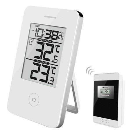Bezprzewodowy termometr wewnętrzny/zewnętrzny