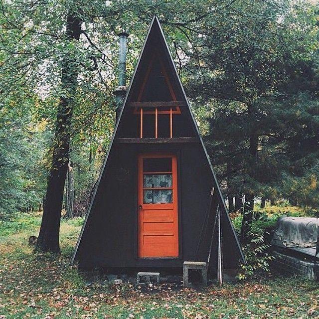 Фото домов типа шалаш палатка