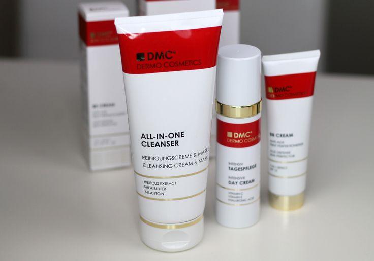 Im Test: Tagescreme, BB Cream & All in One Cleanser von DMC DERMO COSMETICS
