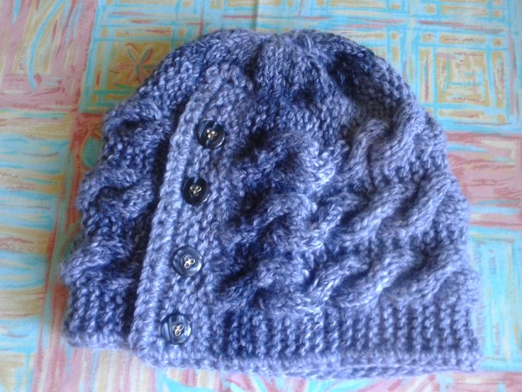 grey hat created by Lucy286