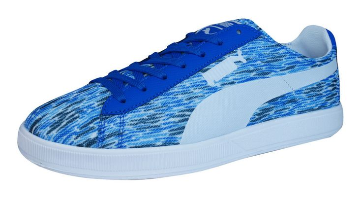 LOVE These and so will he! NEW MENS blue  Puma Archive Lite Lo Mesh Coastal Sneakers / Shoes ALL SIZES on SALE #PUMA #FashionSneakers