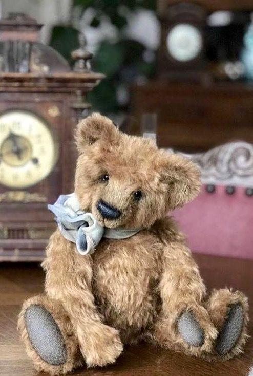 Pin von Monika Spitzer auf Teddys | Pinterest | Teddy bear und Bear