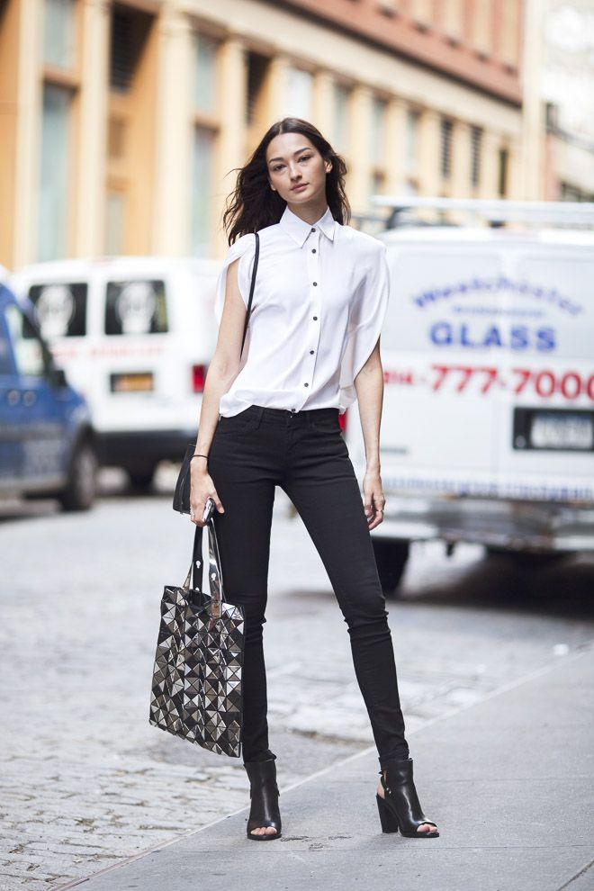 ストリートスナップニューヨーク - Bruna tenorioさん | Fashionsnap.com