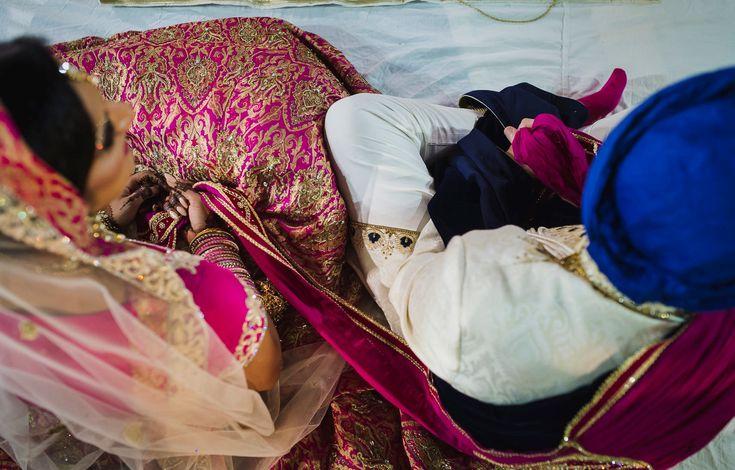 A Sikh Punjabi & Irish Catholic interfaith wedding