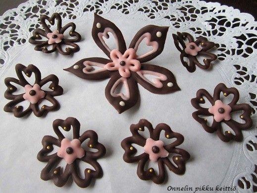 Suklaakukkasia