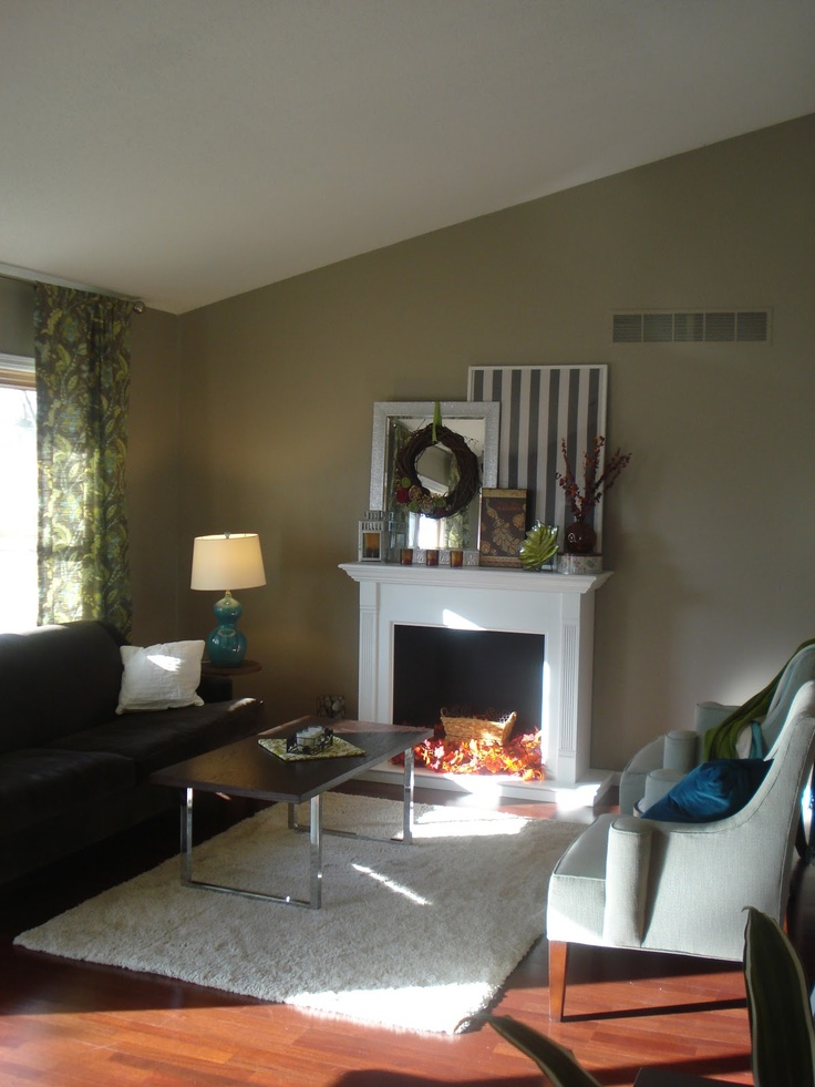 D And B: Greige Living Room Part 86