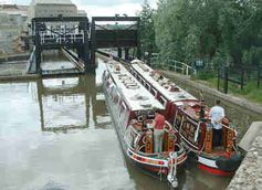 Anderton Boat Lift, Lift Lane, Northwich, Cheshire 3