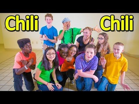 Brain Breaks - Action Songs for Children - Chili Chili - Kids Songs by The Learning Station - YouTube