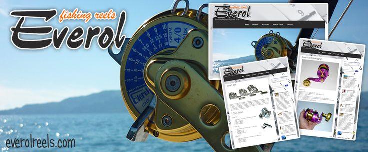 http://everolreels.com/ Sito web dell'azienda Everol, produttrice dal 1958 dei famosi e rinomati mulinelli da traina. Sul sito è possibile trovare i mulinelli in produzione con le specifiche di ogni prodotto e la vista esplosa dei pezzi per la manutenzione. Verranno a breve inseriti abbigliamento, canne da pesca ed accessori a marchio Everol.