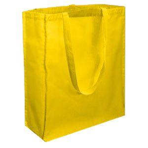 Yellow Colour Shoulder Bag with Shoulder Strap