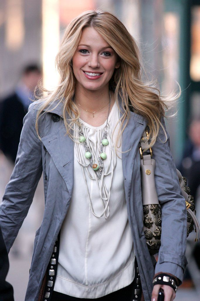 Blake Lively's Best Gossip Girl Style | POPSUGAR Fashion Photo 60