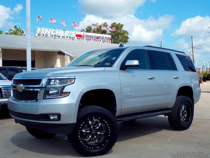 [ JUST IN!!! LIFTED 2015 ... Oh my .. I want!!!