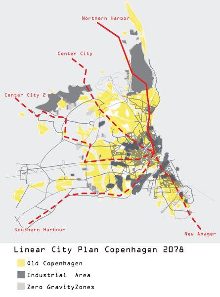 Urban plan Copenhagen Kobenhavn Denmark pdf