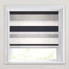 Image result for contemporary roman blinds