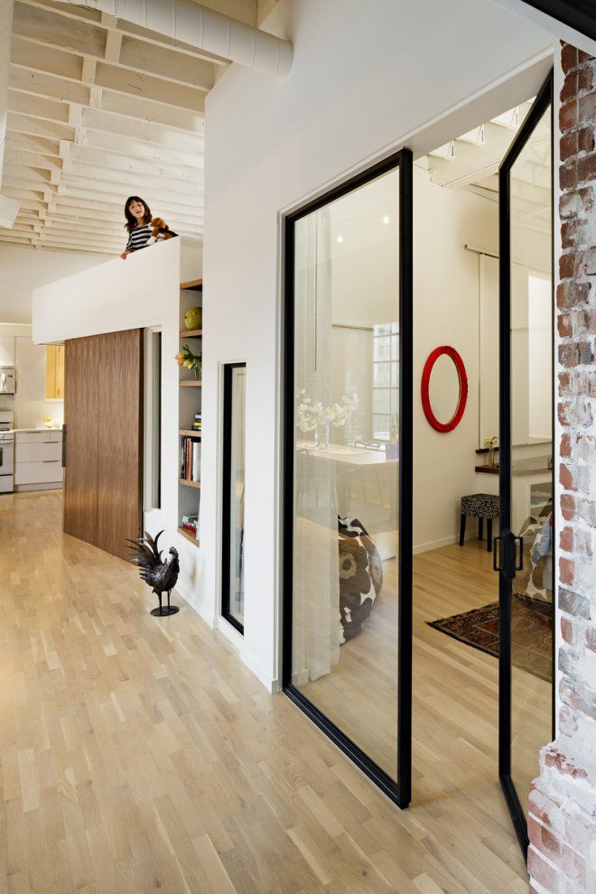 Building: Intergenerational Loft Architect: Dangermond Keane Architecture  Why We Like This: The Secret To An Amazing Loft Space Is Making Sure There  Is ...
