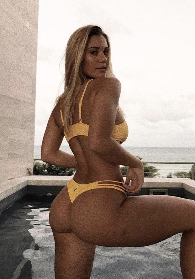 d6956df92f31 boutinelaLily yellow set 💛 now available at: www.BOUTINELA.com ✖️tap to  shop! #boutinela #boutinelababe @katjimenezz @bout… | Boutine LA Bikini  Bottoms ...