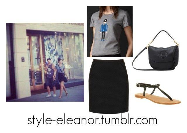 """""""Eleanor and Louis shopping on Rodeo Drive in LA"""" by iloveeleanorcalder ❤ liked on Polyvore featuring Burberry, Topshop, Office, Mulberry, eleanor, eleanorcalder, eleanorcalderstyle and Eleanorstyle"""