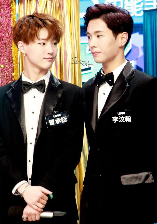 Seungyeon & Wenhan