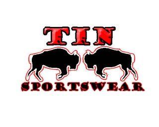 TIN SportsWear logo