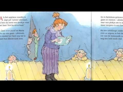 Het Kerstboek voor peuters en kleuters - Marianne Busser en Ron Schoder. Digitaal prentenboek.