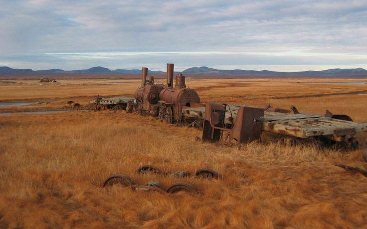 Last Train to Nowhere, Nome, Alaska
