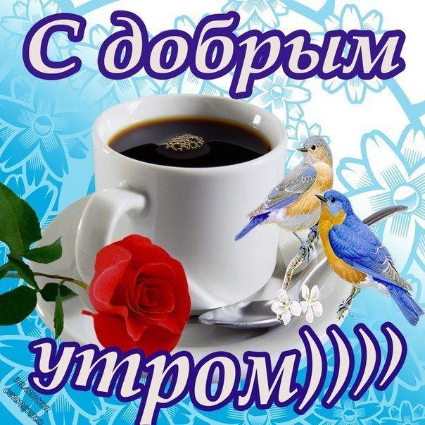 картинки доброе утро хорошего вечера что готовьтесь