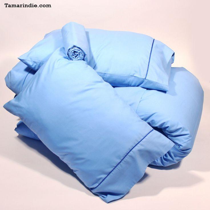 Light Blue Bed Sheet Sets