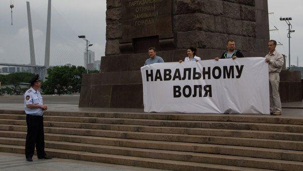 Кто стоит за освобождением Навального