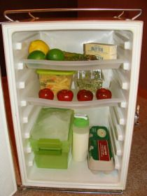 how to use a thetford 3 way fridge
