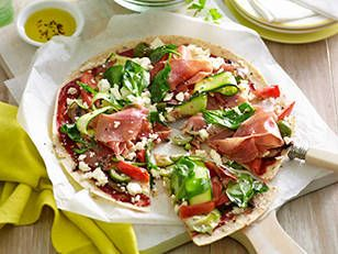 Wheat-free Pizza recipe - New Idea Magazine - Yahoo!7 Lifestyle