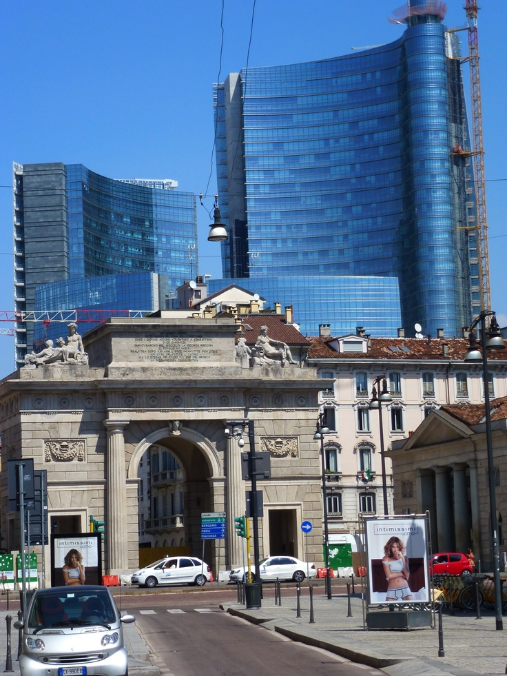 Old & New - Milano