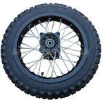 "14"" Rear Wheel Assembly for 110cc-200cc Dirt Bikes"