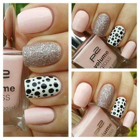 always love polka dot :p