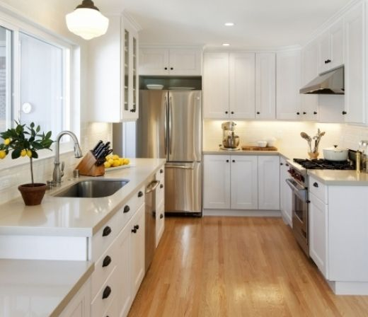 7 Flattering White Paints for the Kitchen