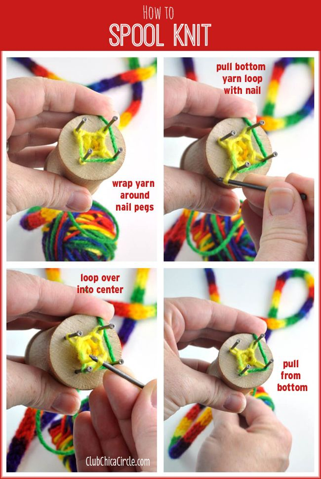French Knitting Tutorial : Best needle point images on pinterest